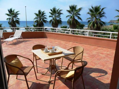 Un balcón o terraza de Sunway Playa Golf & Spa Sitges