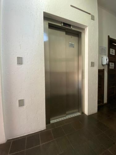 A bathroom at Hotel Somensi
