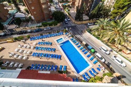 Vista de la piscina de Hotel Servigroup Rialto o alrededores