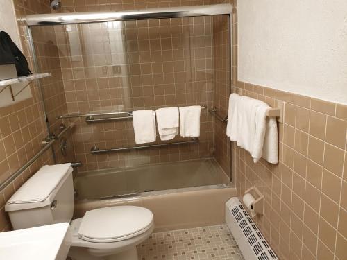 حمام في فندق هولندا جيرسي سيتي / هوبوكين
