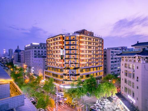Jinmao Hotel Xi'an Drum Tower (Former Citadines Center Xi'an)