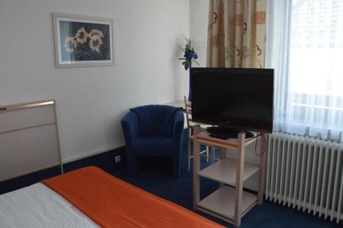 TV/Unterhaltungsangebot in der Unterkunft Gasthof Brandlhof