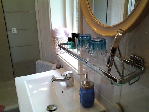 A bathroom at Bed & Breakfast Meinsma