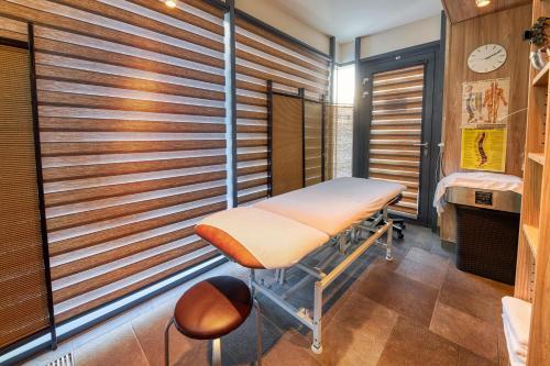 Spa und/oder Wellnesseinrichtungen in der Unterkunft Hotel Panorama Resort