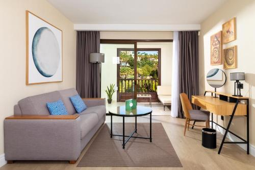 Area soggiorno di Gran Tacande Wellness & Relax Costa Adeje