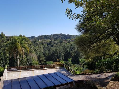 A piscina localizada em Pousada da Baronesa ou nos arredores