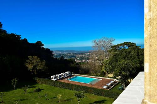 A view of the pool at Tivoli Palacio de Seteais - The Leading Hotels of the World or nearby