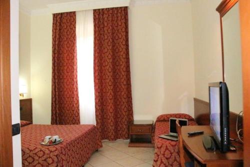 Area soggiorno di Hotel Mirage