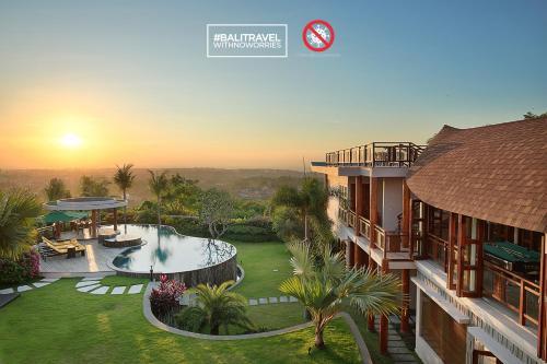 Pemandangan kolam renang di Casa Bonita Villa by Premier Hospitality Asia atau di dekatnya