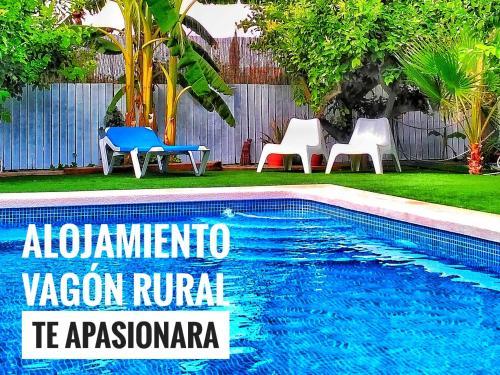 Alojamiento Vagón Rural