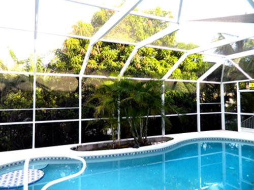 The swimming pool at or close to Mango Marco