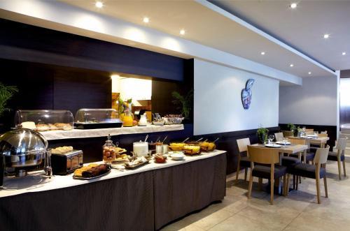 Ristorante o altro punto ristoro di Mouikis Hotel Kefalonia