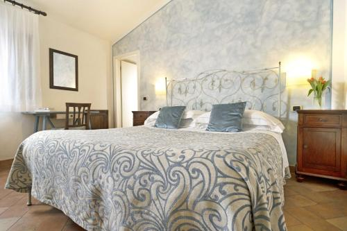 ボルゴ ゴロンダイエにあるベッド