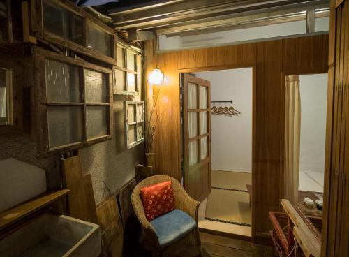 「想。起」旅宿生活工作室休息區