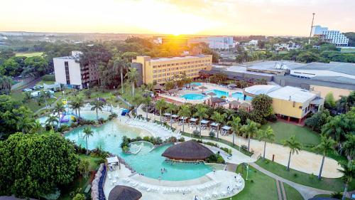 A bird's-eye view of Mabu Thermas Grand Resort