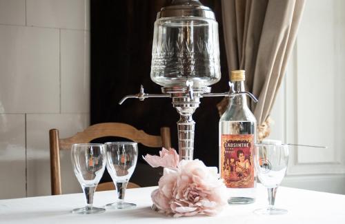 Drinks at Maison DuBois