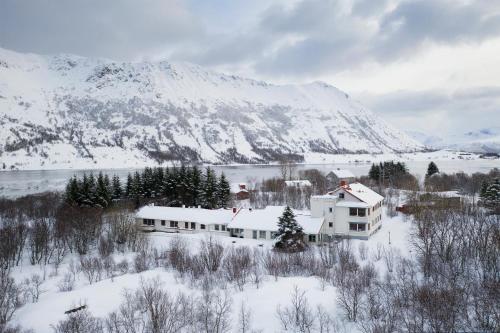 FURU Hostel & Café durante l'inverno