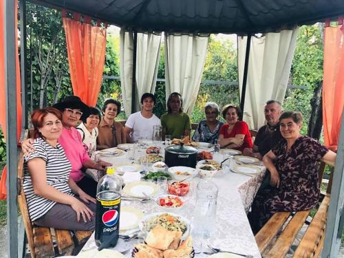 Ресторан / где поесть в Tbili Sakhli Guest House