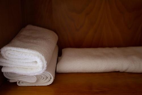 Cama o camas de una habitación en Hostal Casa Jose