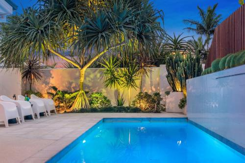The swimming pool at or near Your Luxury Escape - OneCoral - Luxury Living at Byron Bay