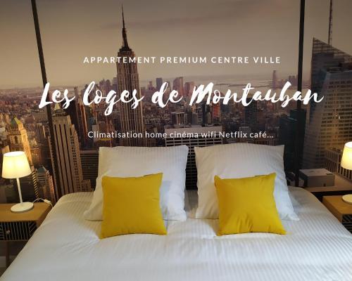 Les Loges de Montauban