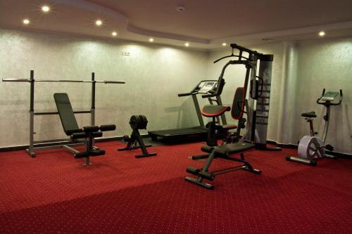 Фитнес-центр и/или тренажеры в MarianHall