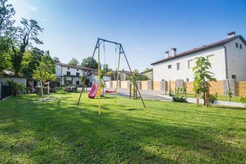 Children's play area at Apartment Vidus Wine Estate
