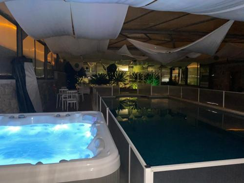 The swimming pool at or near Solar Do Areal