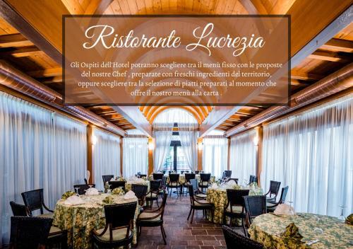 Ristorante o altro punto ristoro di Hotel Lucrezia Borgia