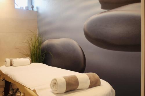 Spa and/or other wellness facilities at Beach Hotel Bozikovina