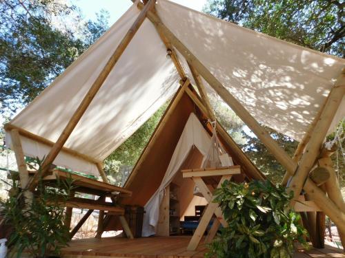 Glamping tent Rovinj