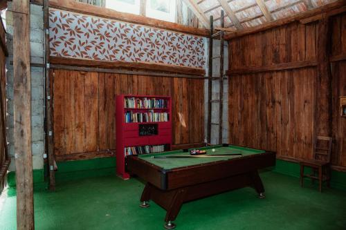 Póti Guest Houses -Shanyrak billiard pajta