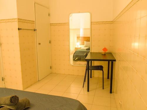 A bathroom at RIA Terrace