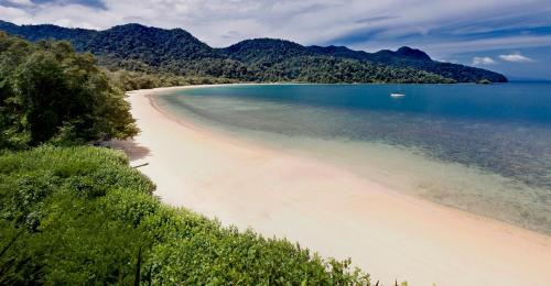 A bird's-eye view of The Andaman, a Luxury Collection Resort, Langkawi