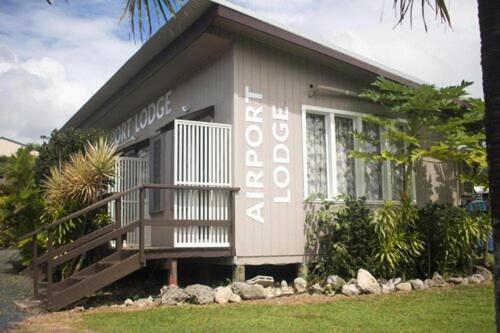 Rarotonga Airport Lodge