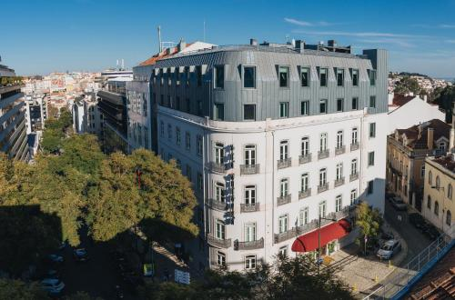 A bird's-eye view of The Vintage Hotel & Spa – Lisbon