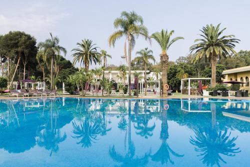 The swimming pool at or near Sofitel Rabat Jardin Des Roses