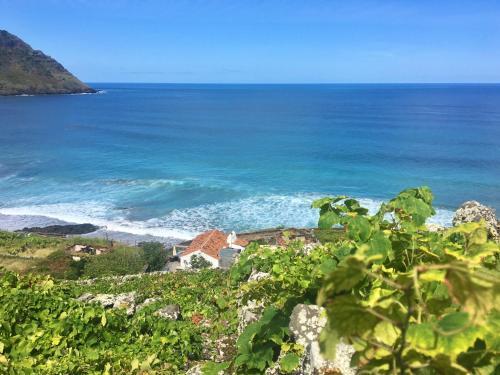 Een algemene foto of uitzicht op zee vanuit het vakantiehuis