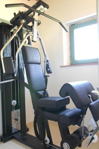 Palestra o centro fitness di Borgo Fontale