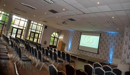 The business area and/or conference room at Dunchurch Park Hotel