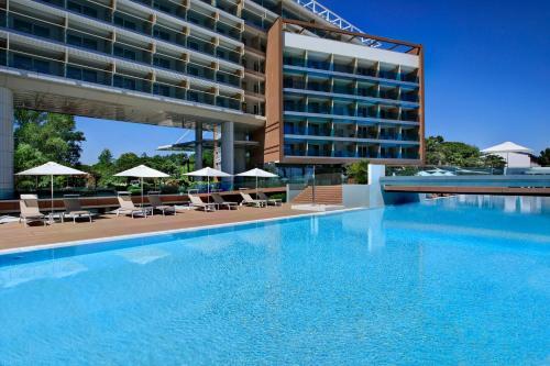 The swimming pool at or near Almar Jesolo Resort & Spa