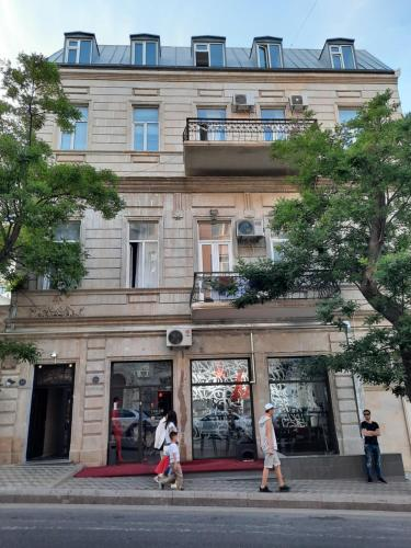 Nizami street hotel apartment