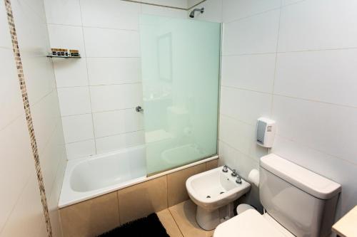 Un baño de Hotel Master Suite Devoto