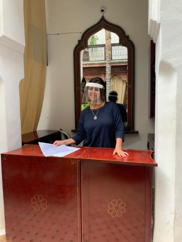 Personal de Riad Ghali Hotel & SPA