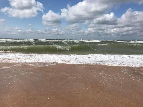 Пляж на территории мини-гостиницы или поблизости
