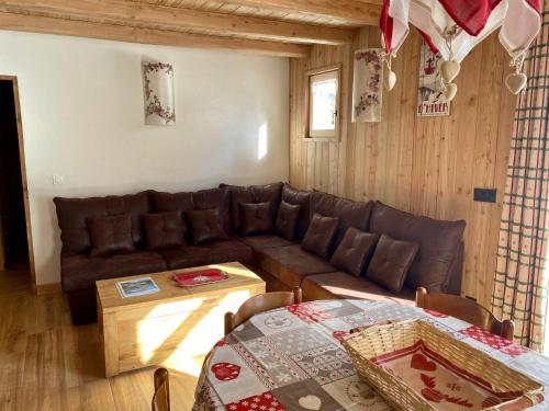 A seating area at A La Pastourelle