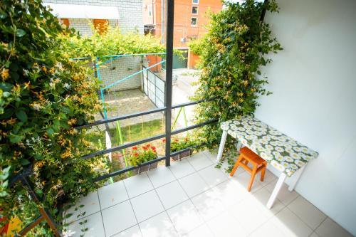 Балкон или терраса в Гостевой дом У Михалыча