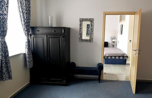 Posezení v ubytování Apartmány Gulliver