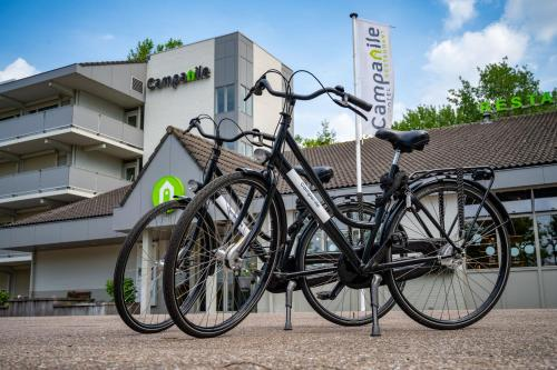 Cycling at or in the surroundings of Campanile Hotel & Restaurant Amsterdam Zuid-Oost