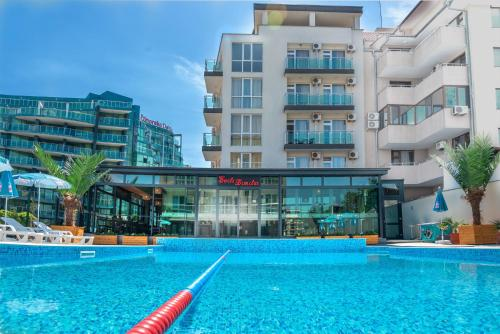The swimming pool at or close to Sveti Dimitar Hotel